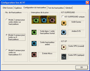 pilote audio realtek ac97 version a3.55