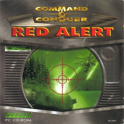 Command & Conquer: Red Alert 1 - super strategie