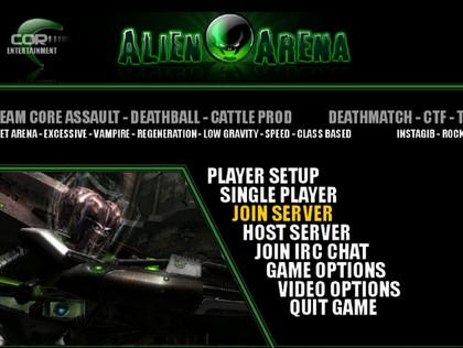 Alien Arena 2011 action game free download