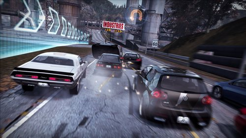 zavody aut Need For Speed: World
